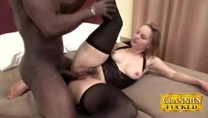 Grandma Magda Fucked By Way Of A Black Dude | HotPorn.tube